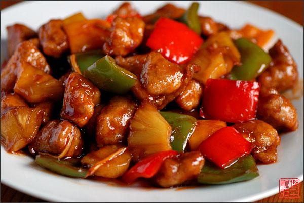 Свинина по китайски рецепт
