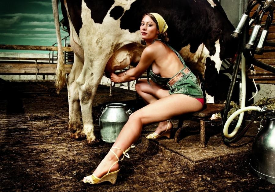 эротические фильмы про фермеров повернулся мне