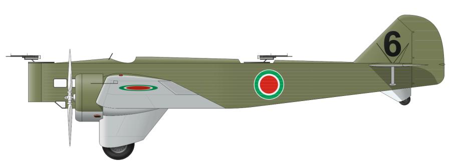 Самойский средний бомбардировщик тени