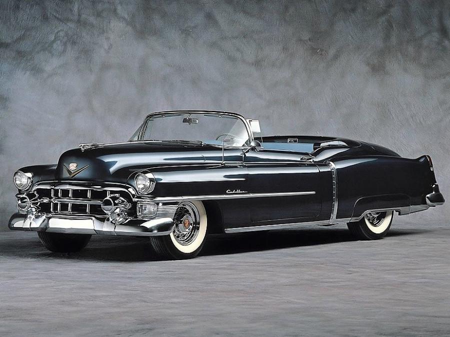 Авторетро. Cadillac Eldorado 1953 г.