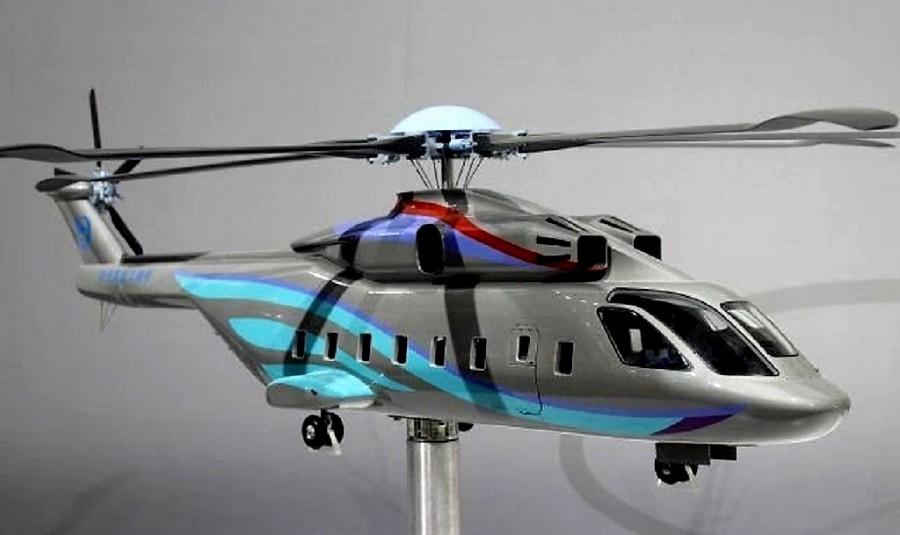 Российско Китайский тяжёлый вертолёт AHL (Advanced Heavy Lifter).