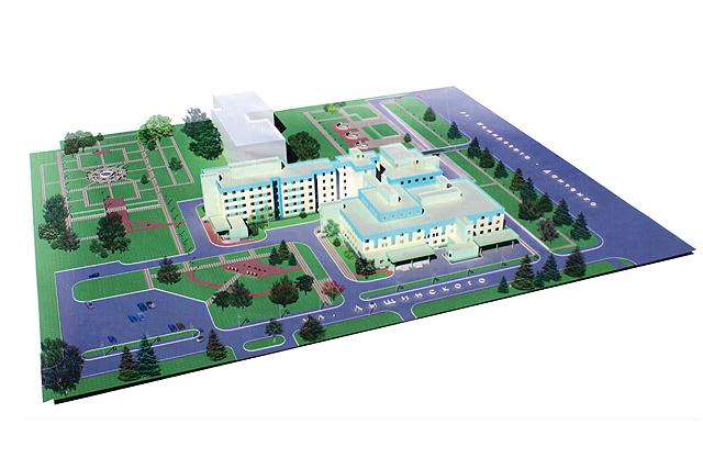 Федеральный центр нейрохирургии новосибирск карта