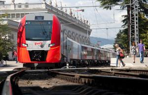 Э-поезд
