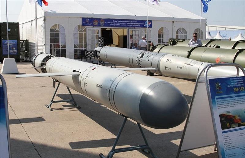 Ракета Калибр