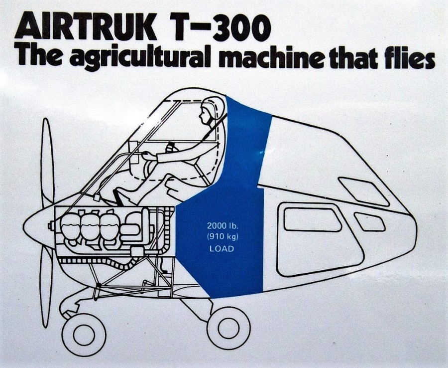 Transavia PL-12 Airtruk1