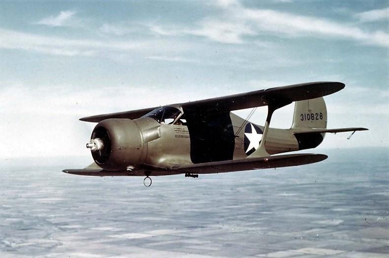 Ретроавиа. Beech UC-43 1939 г.