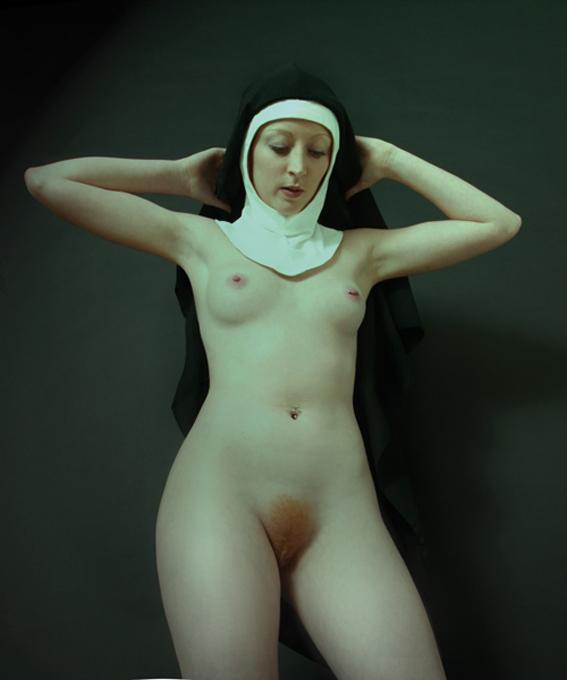 Монашки много фото голые
