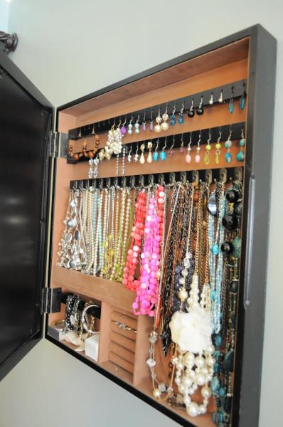 Как сделать хранение для украшений