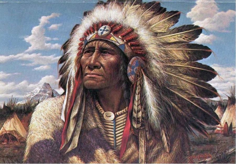 Правила жизни от индейских вождей XIX века