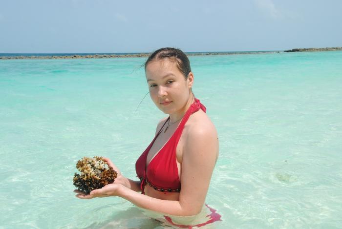 я и коралл
