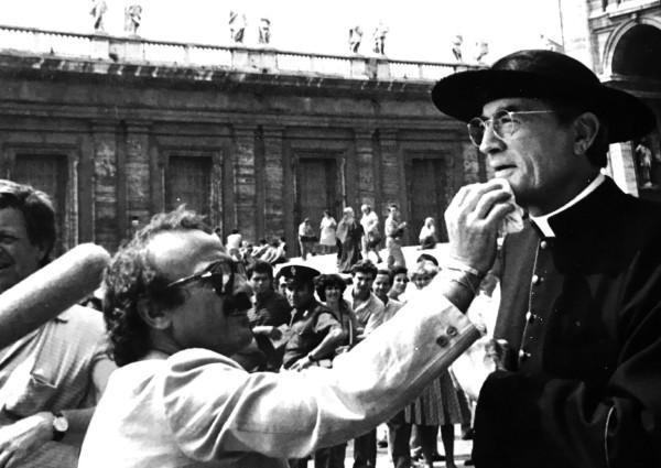 Франко Корридони и актер Грегори Пек. Из личного архива Д. Корридони