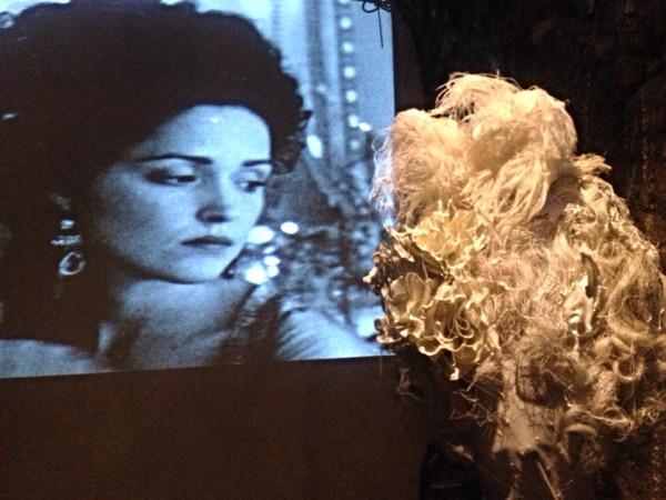 Фото с выставки Maria Antonietta c'est moi! Из личного архива Д. Корридони