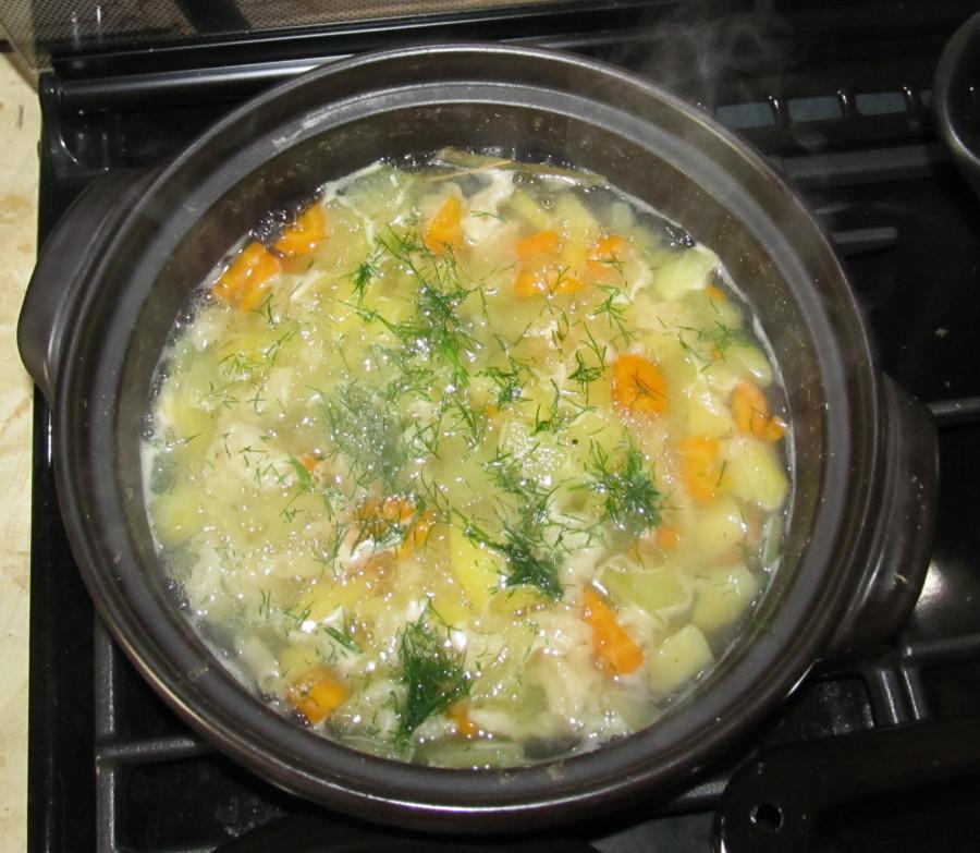 Женин суп