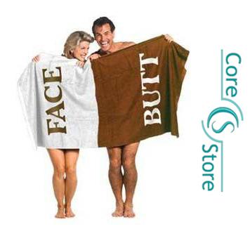 прикольное полотенце