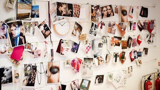 Как сделать коллаж из фотографий для дома