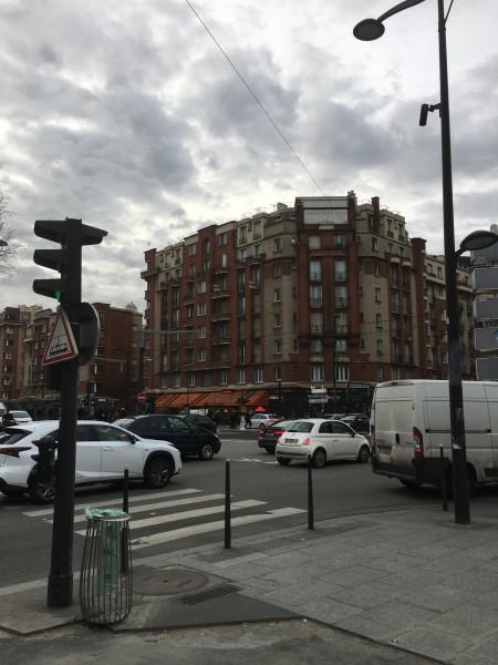 Один рабочий день в Париже 19