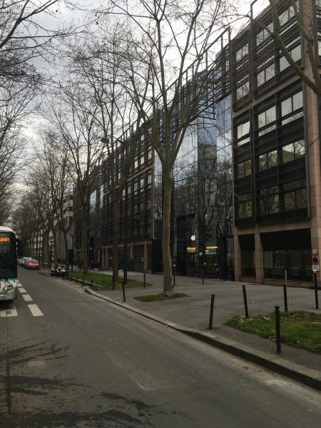 Один рабочий день в Париже 22