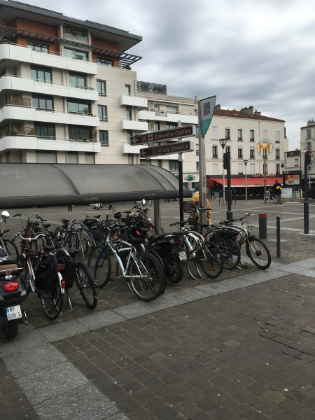 Один рабочий день в Париже 29