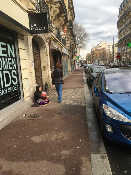 Один рабочий день в Париже 31