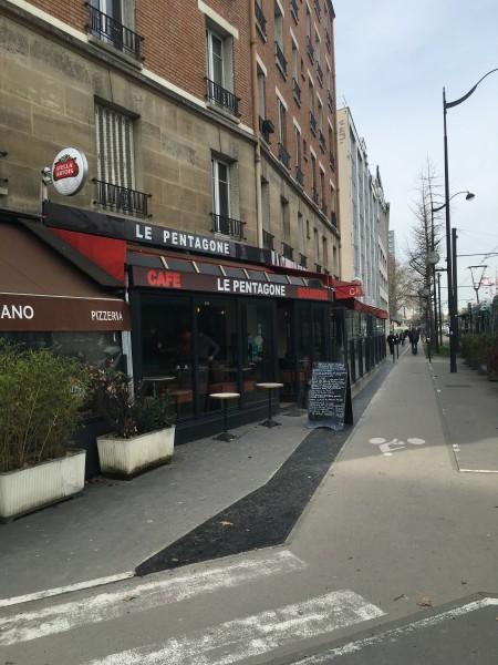 Один рабочий день в Париже 33