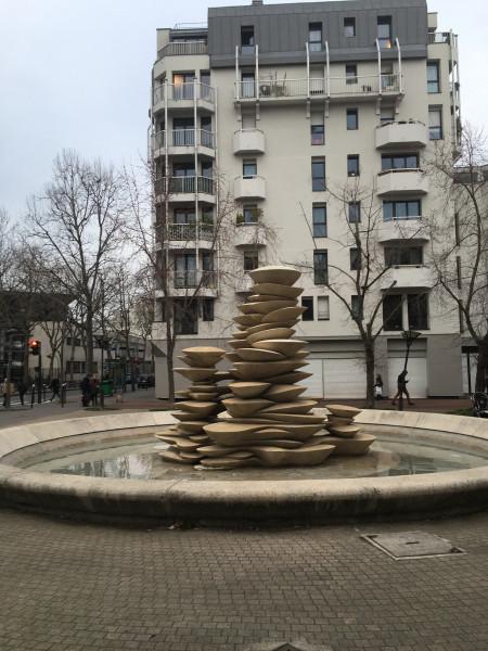 Один рабочий день в Париже 42