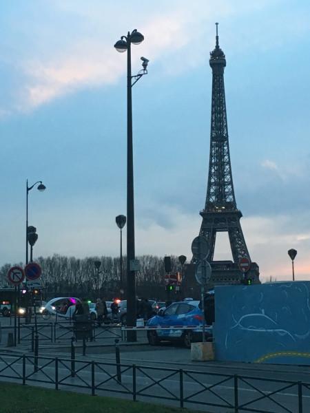 Один рабочий день в Париже 45
