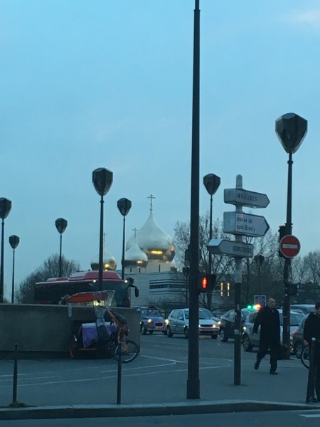 Один рабочий день в Париже 46