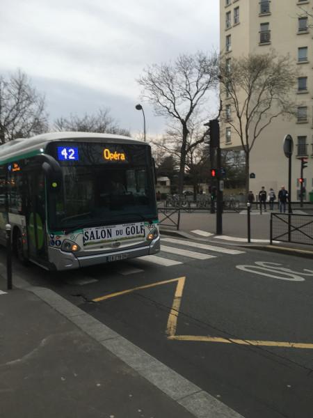 Один рабочий день в Париже 43