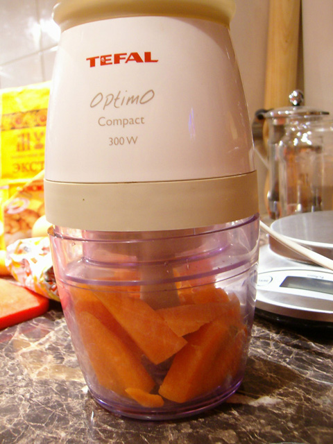 Как приготовить морковные булочки?