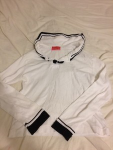 Baby Top Sailor Shirt