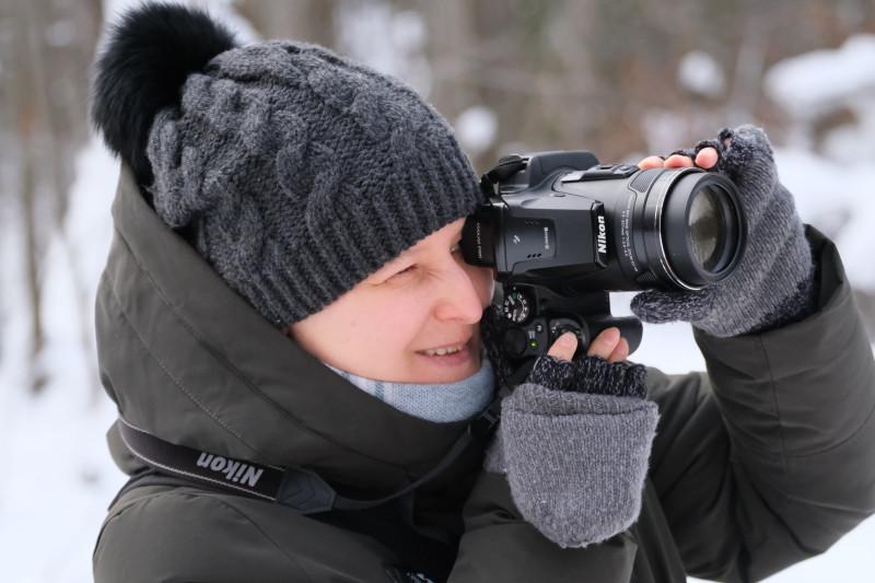 Я и компактный ультразум Nikon P900