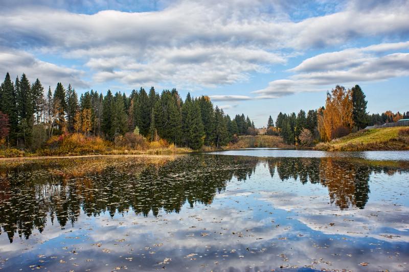 Фото 2. Осень.