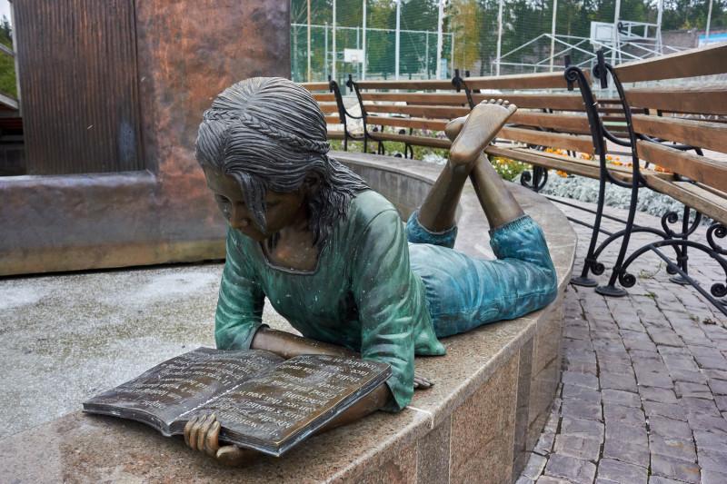 Безмолвное приглашение к осенним чтениям...