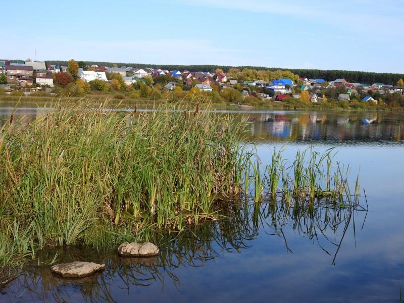 Пироговский пруд