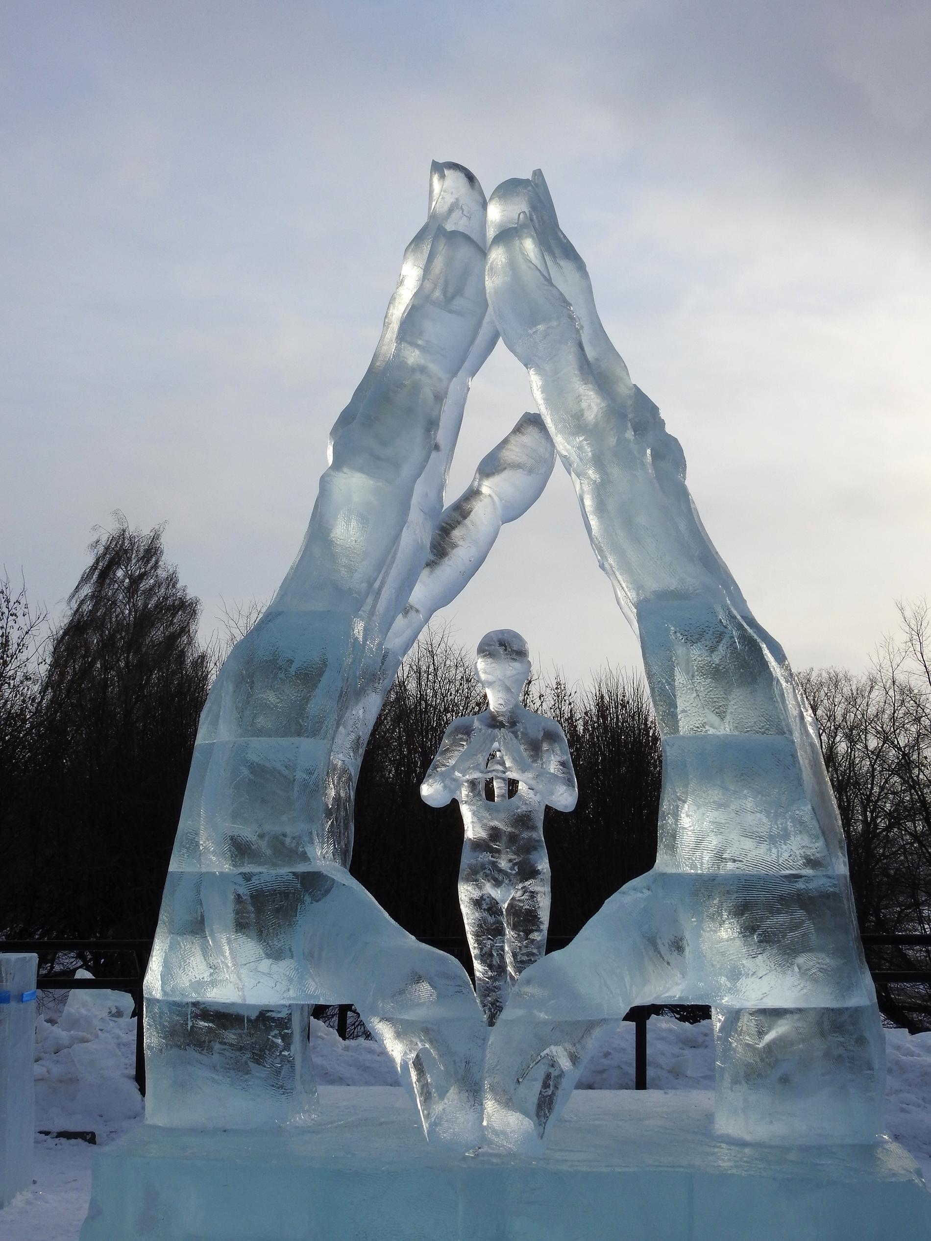 Удмуртский лёд 2021: беглый взгляд