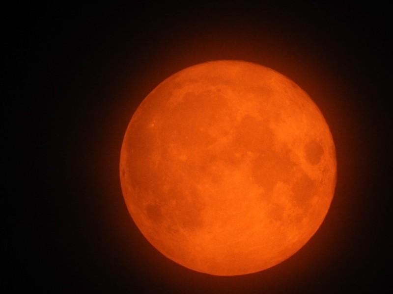 Луна. 22.08.2021, 22:50. Ижевск.