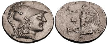 PaMPHILIA  Near Asia Tetradrachm