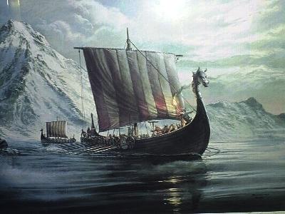 VikingShip