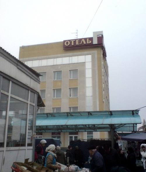 HOTEL Gavno