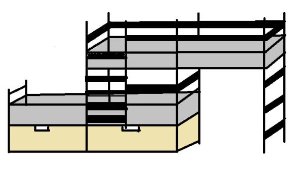 кровать-схема