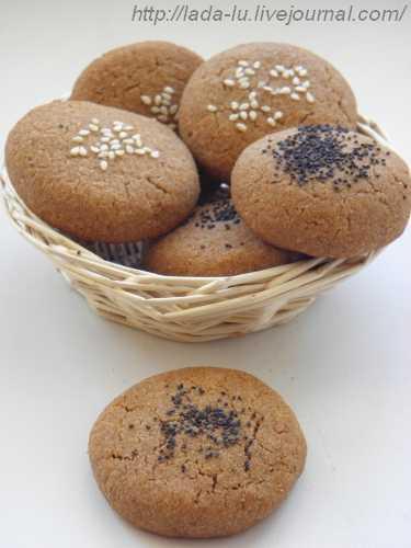 гречневое печенье2