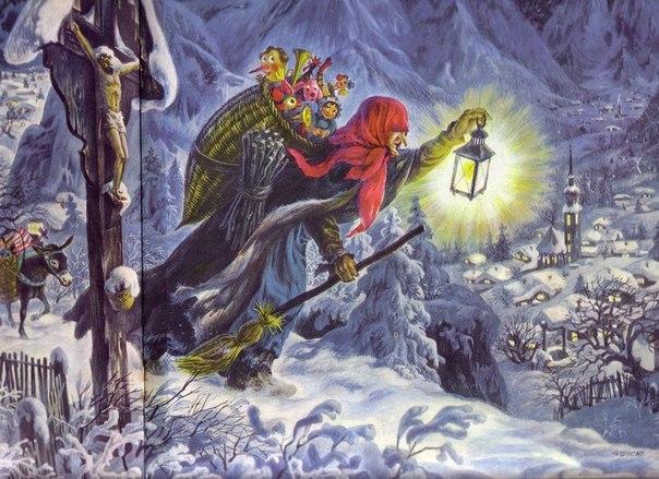 Картинки по запросу Старушка Бефана