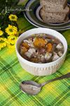 нидерландский гороховый суп - снерт