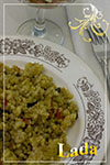 Плов из булгура с овощами