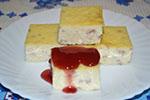 Смоландский творожный пирог