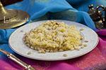 Каша пшенная с сыром тыквой и кедровыми орешками