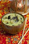 Вегетарианское карри на кокосовом молоке