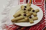 Постное печенье Кресты