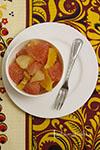 Салат из цытрусовых
