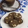 Пряное шоколадное печенье с фундуком